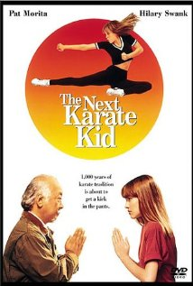 The Next Karate Kid (1994) DVD Release Date