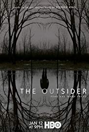 The Outsider (TV Series 2020- ) DVD Release Date