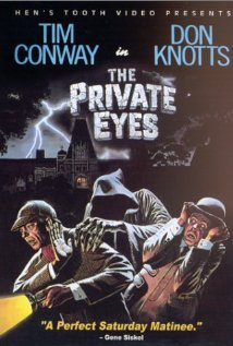 The Private Eyes (1980) DVD Release Date