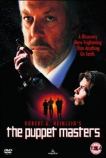 The Puppet Masters (1994) DVD Release Date