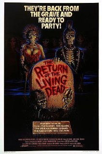 The Return of the Living Dead (1985) DVD Release Date