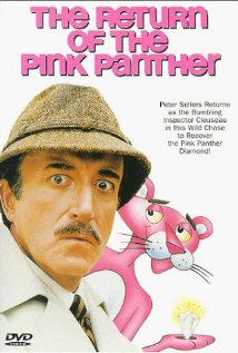 The Return of the Pink Panther (1975) DVD Release Date
