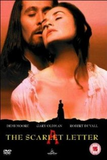 The Scarlet Letter (1995) DVD Release Date