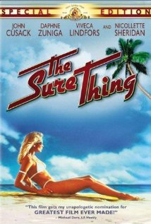 The Sure Thing (1985) DVD Release Date