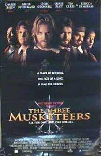 The Three Musketeers (1993) DVD Release Date
