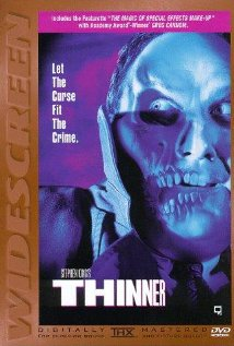 Thinner (1996) DVD Release Date