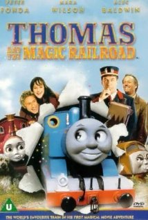 Thomas and the Magic Railroad (2000) DVD Release Date
