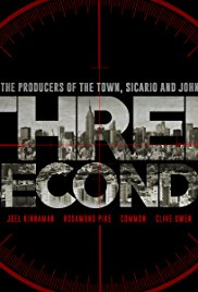 Three Seconds (2019) DVD Release Date