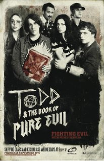 Todd and the Book of Pure Evil (TV Series 2010-) DVD Release Date