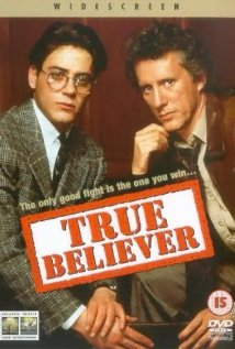 True Believer (1989) DVD Release Date