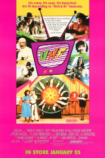 UHF (1989) DVD Release Date