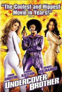 Undercover Brother (2002) DVD Release Date