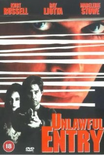 Unlawful Entry (1992) DVD Release Date