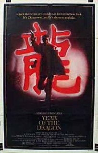 Year of the Dragon (1985) DVD Release Date