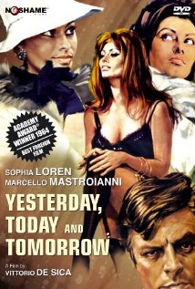 Yesterday, Today and Tomorrow (1963) DVD Release Date