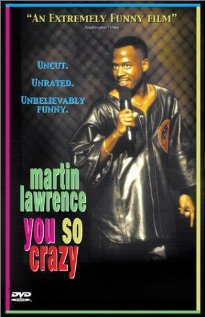 You So Crazy (1994) DVD Release Date