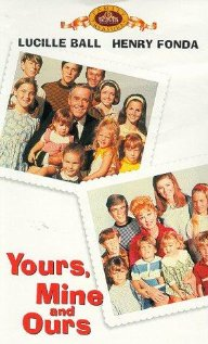 Yours, Mine and Ours (1968) DVD Release Date