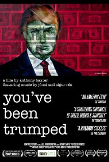 You've Been Trumped (2011) DVD Release Date
