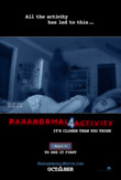 Paranormal Activity 4 DVD Release Date