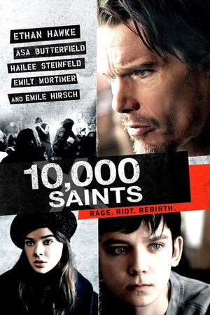 10,000 Saints (2015) DVD Release Date
