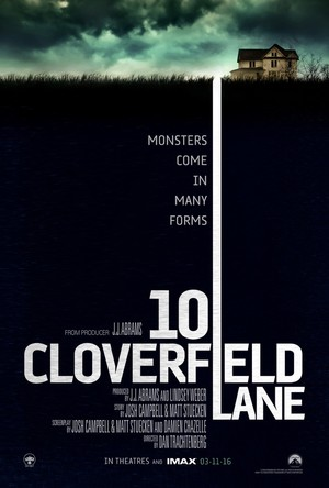 10 Cloverfield Lane (2016) DVD Release Date