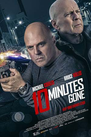 10 Minutes Gone (2019) DVD Release Date