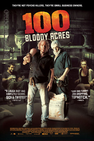 100 Bloody Acres (2012) DVD Release Date