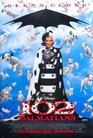102 dalmatians dvd release date
