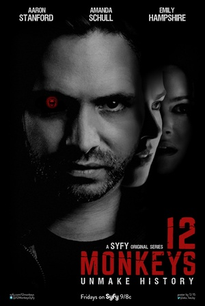 12 Monkeys (TV Series 2014- ) DVD Release Date