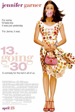 13 Going on 30 (2004) DVD Release Date