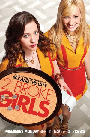 2 Broke Girls (TV 2011) DVD Release Date