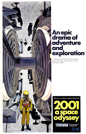 2001: A Space Odyssey (1968) DVD Release Date