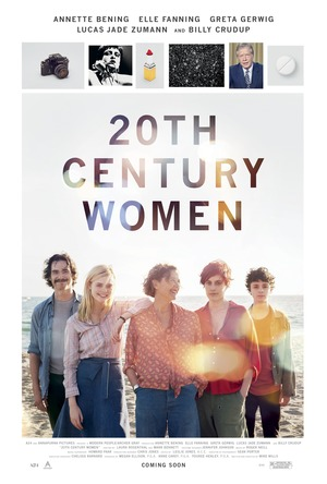20th Century Women (2016) DVD Release Date