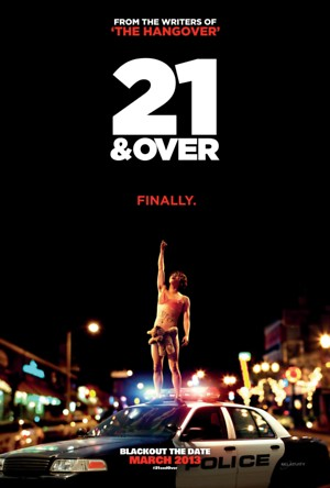 21 and Over (2013) DVD Release Date