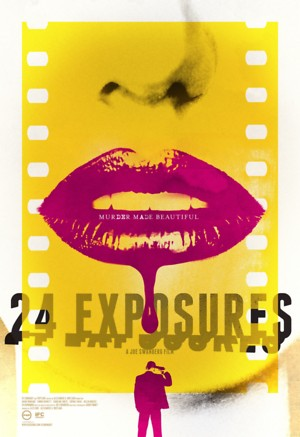 24 Exposures (2013) DVD Release Date