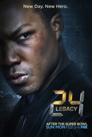 24: Legacy (TV Series 2016- ) DVD Release Date
