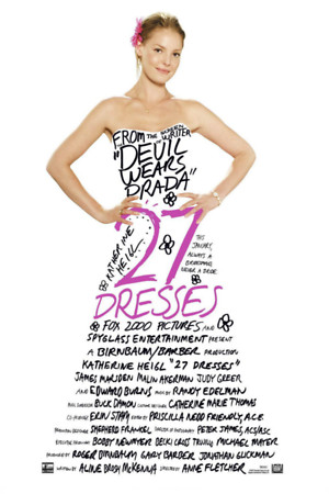 27 Dresses (2008) DVD Release Date