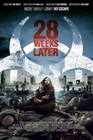 28 Weeks Later (2007) DVD Release Date