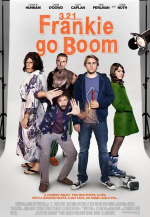 Frankie Go Boom (2012) DVD Release Date
