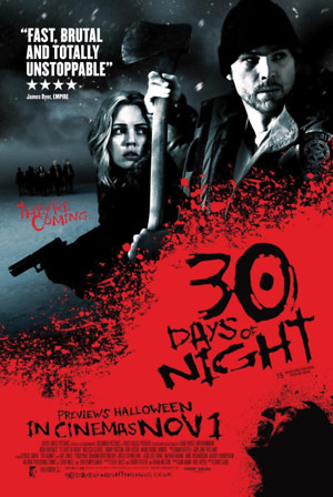 30 Days of Night (2007) DVD Release Date