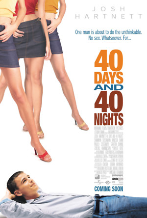 40 Days and 40 Nights (2002) DVD Release Date