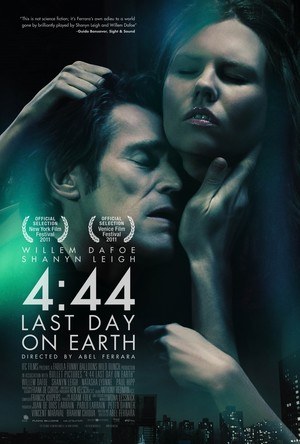 4:44 Last Day on Earth (2011) DVD Release Date