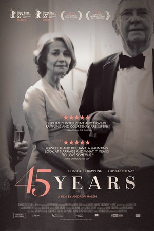 45 Years (2015) DVD Release Date