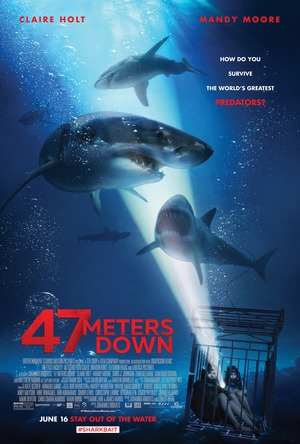 47 Meters Down (2017) DVD Release Date