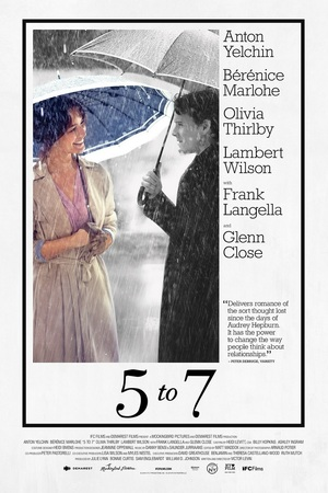 5 to 7 (2014) DVD Release Date