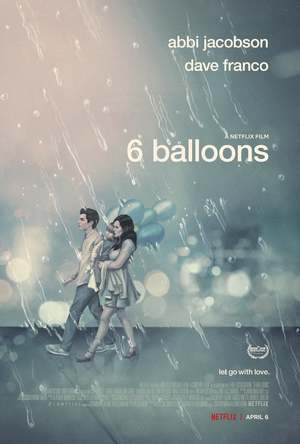 6 Balloons (2018) DVD Release Date