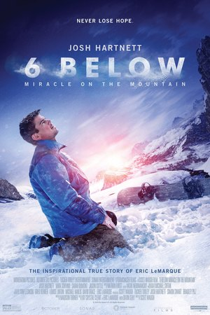 6 Below: Miracle on the Mountain (2017) DVD Release Date