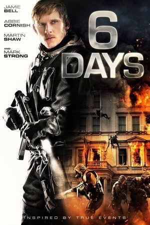 6 Days (2017) DVD Release Date