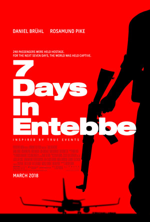 7 Days in Entebbe (2018) DVD Release Date