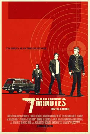 7 Minutes (2014) DVD Release Date